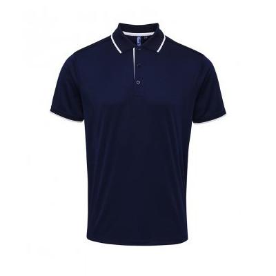 Polokošile Premier Workwear - Tmavě modrá