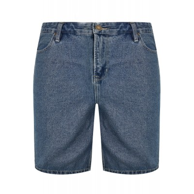 Indigo Basic Shorts